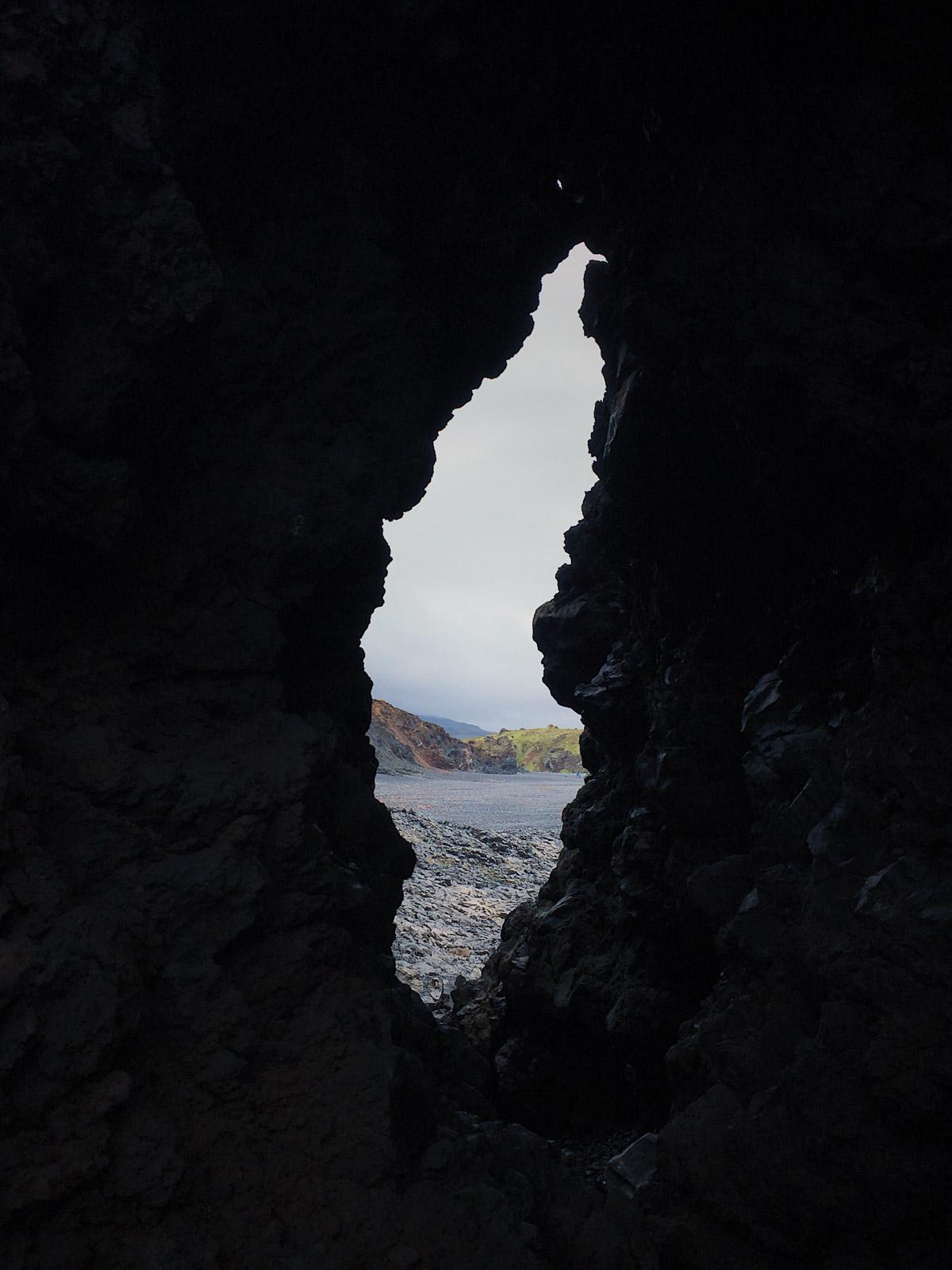 Snaefellsjökull National Park, Iceland